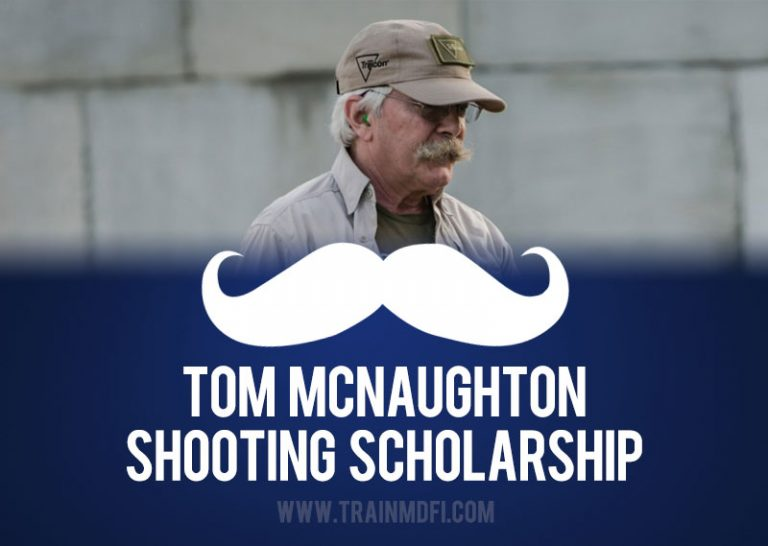 Tom McNaughton Shooting Scholarship