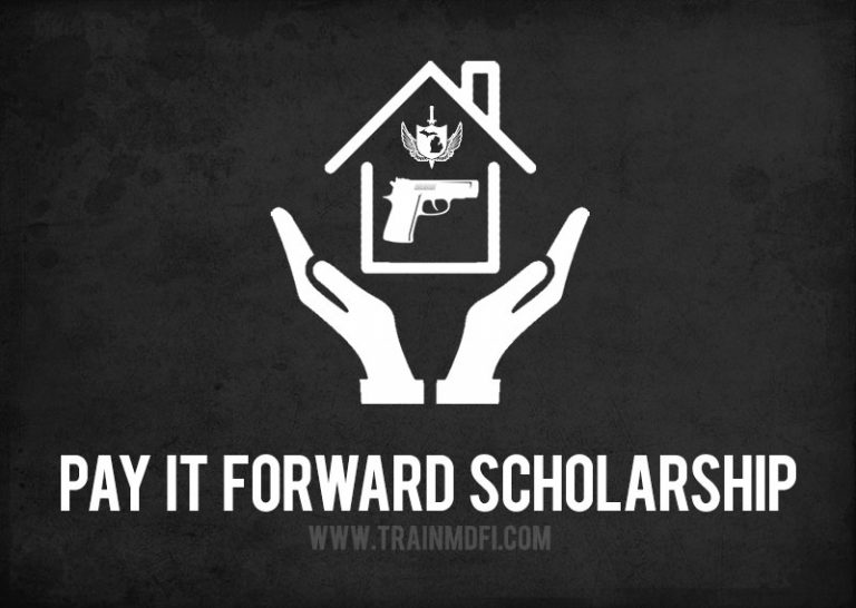 MDFI Pay It Forward Scholarship