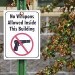 """Gun Free Policy: aka """"Rights v. Paycheck"""""""