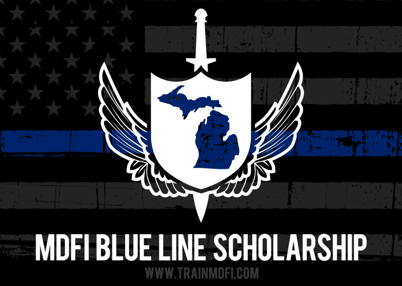 MDFI Blue Line Scholarship