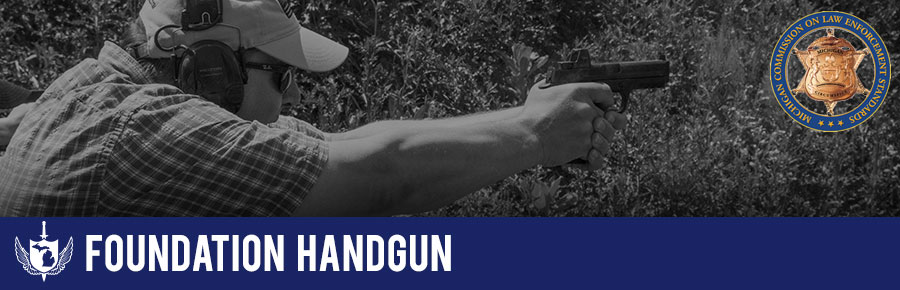 Foundation Handgun