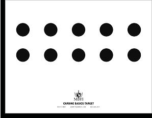 Carbine Basics Target 2