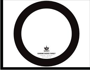 MDFI Carbine Basics Target 4