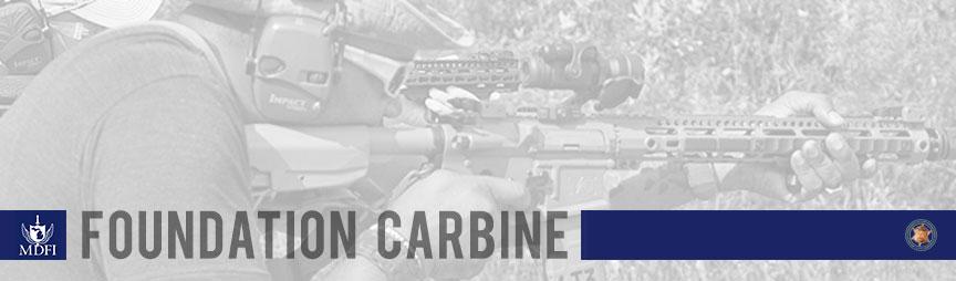 MDFI Foundation Carbine