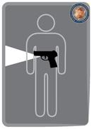 MDFI Low Light Handgun