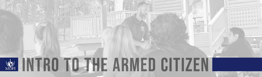 Introduction to the Armed Citizen