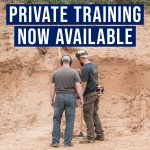 Private Training Now Available