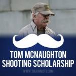 2022 Tom McNaughton Scholarship Winner!