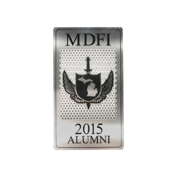 2015 Alumni Card