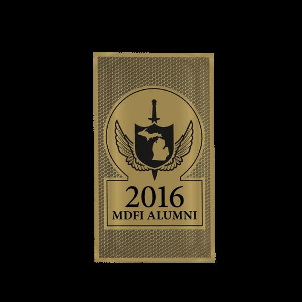 2016 Alumni Card