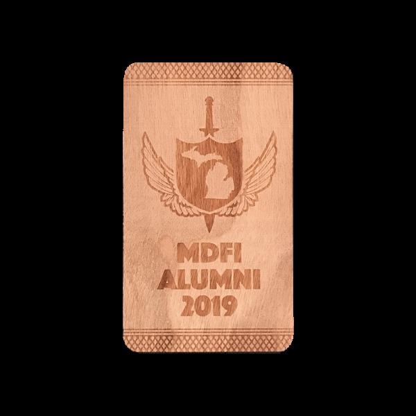 2019 Alumni Card